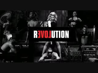 Secret Project Revolution by Madonna & Steven Klein