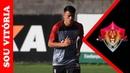 Dirigente do Vitória analisa desempenho ruim de Walter Bou no clube