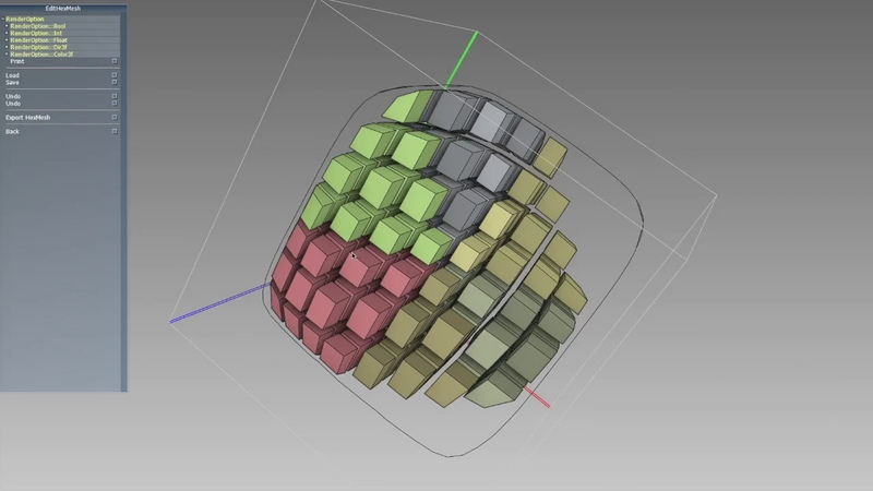 Dual Sheet Meshing An Interactive Approach to Robust Hexahedralization (Eurographics 2019)
