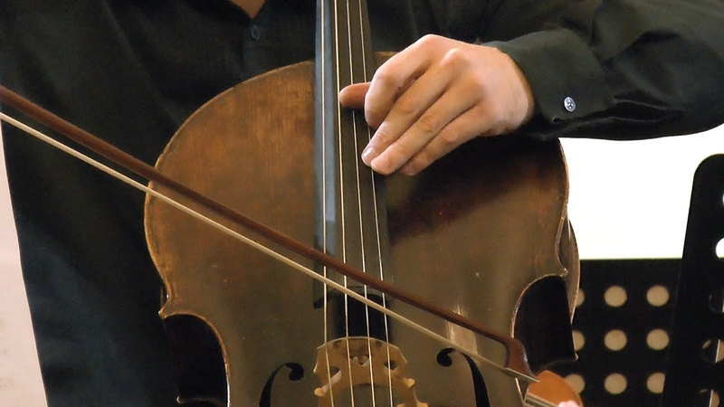 Aleksandr Grechaninov - Concerto for violoncello and orchestra, Op.8 (1895)