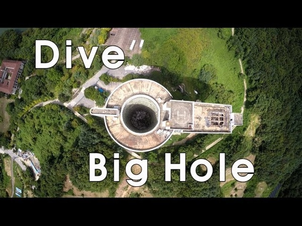 Dive into THE Big Hole Armattan Rooster Russell FPV Freestyle
