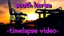 South Korea timelapse (light.in.mist - The Burning Bridge)