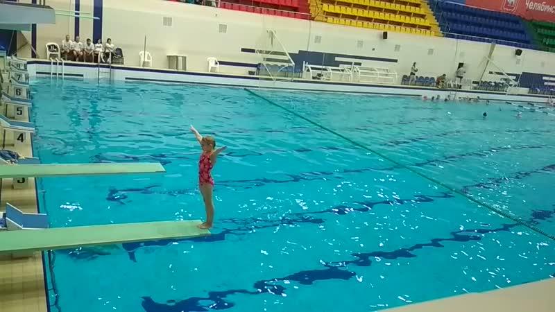 Доча. Открытый чемпионат и Первенство Челябинской области по прыжкам в воду с 1 метра (4)