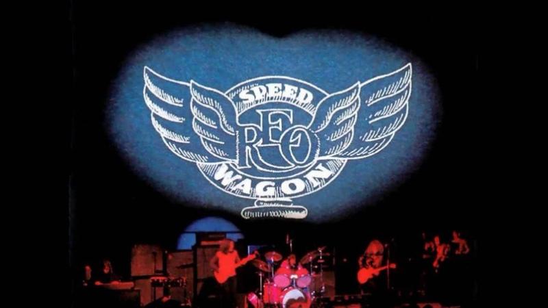 REO Speedwagon - R.E.O. / T.W.O. 1972 (full album)
