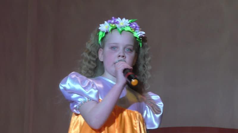 Исаева Саша Россия концерт к 23 февраля
