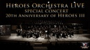 Heroes Orchestra LIVE CONCERT 20th anniversary of Heroes III part 1 2