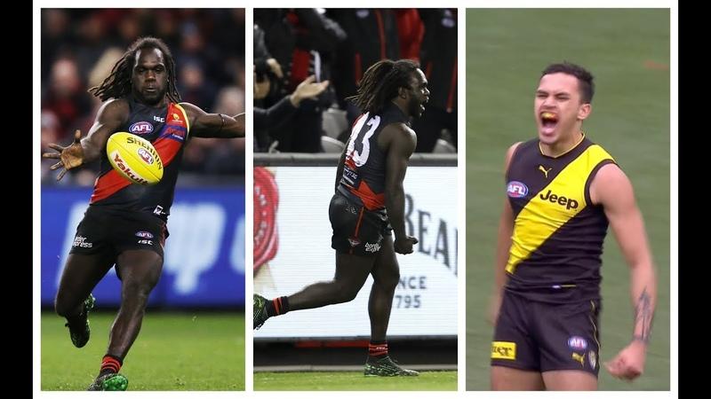 Stack and McDonald-Tipungwuti, twice! | Coates Hire GOTY Nominations | Round 17, 2019 | AFL