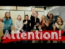 ТВ и сцена: Внимание и Эмоции. Егор Москвин. TV stage: Attention Emotion