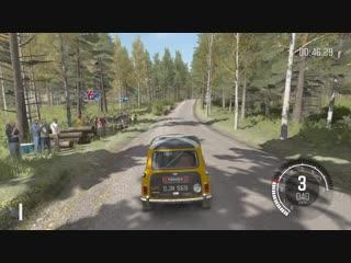 DiRT Rally --- обзор