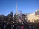 Донецк. ДНР. Концерт в центре города.