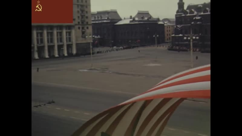 Stalins USSR in 1953, HQ 1080p Videos Pictures, City and Rural life, Full Color