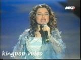 Наташа Королева - Снежные звёзды юбилей О.Газманова 10 2001 беременная наташа королева
