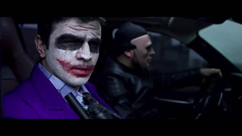 """Joker """"Trailer"""" Kehlani - Gangsta (Harley Quinn Joker Flashback Version) (vk.comvidchelny)"""