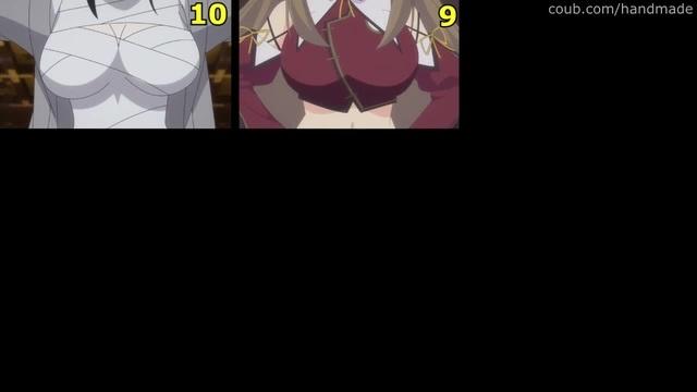 Top 10 boobs