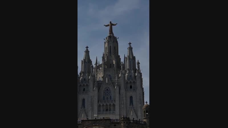 Sveta Savva Barcelona Tibidabo