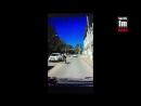 пешеходы неадыкваты перебегают черед дорогу в Керчи