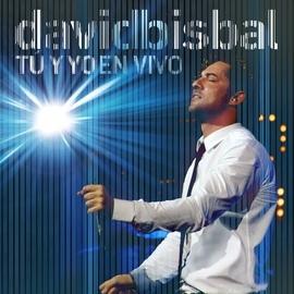 David Bisbal альбом Tú Y Yo En Vivo