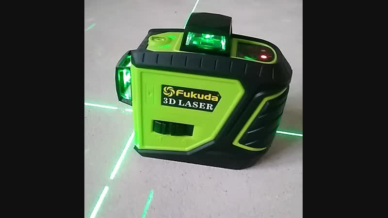 Fukuda 3D Laser