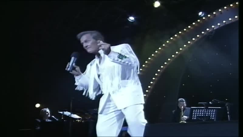 Pat Boone — Bernadine = The Top 20 Hits Of Pat Boone - Live From The INEC Killarney, Ireland