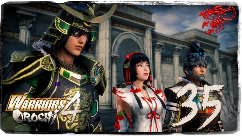 Story Mode ◄ Warriors Orochi 4 ► 35 The King of Nanzhong and Family