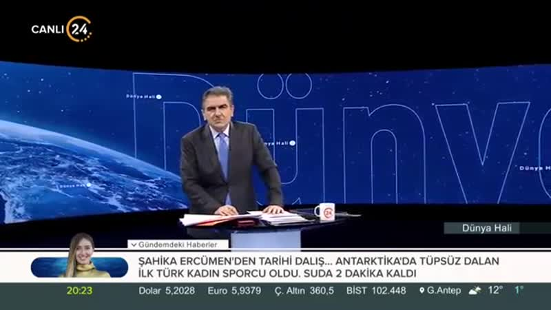 Selim Atalay ile Dünya Hali (05.02.2019)