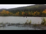 Into the Wild Pilgrims Crossing Alaskas Teklanika River