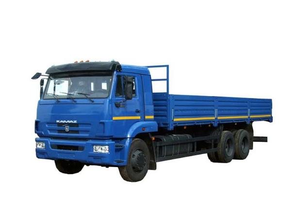 Как сделать кузов на Камаз 65117 зерновоз