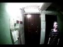 Соседи алкаши бьют ногами дверь
