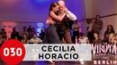 Horacio Godoy and Cecilia Berra – Taquito militar – La Viruta Berlin 2018