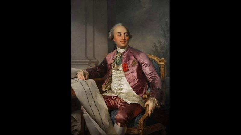 Жозеф Сиффред Дюплесси (1725-1802) (Duplessis Joseph Siffred) картины великих художников