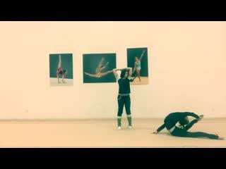 SLs #3 Разминка в художественной гимнастике