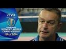 Coach Spotlight: Italy's Marco Bonitta