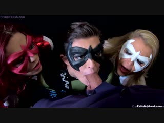 [clips4sale] Primal's Darkside Superheroine - Succumb to the Power of the Purple Man XXX