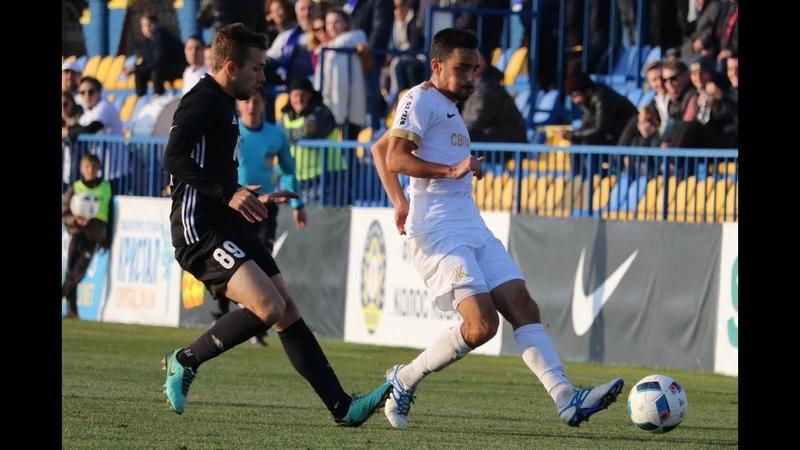 «Колос» — «Балкани» — 0:0. Огляд матчу