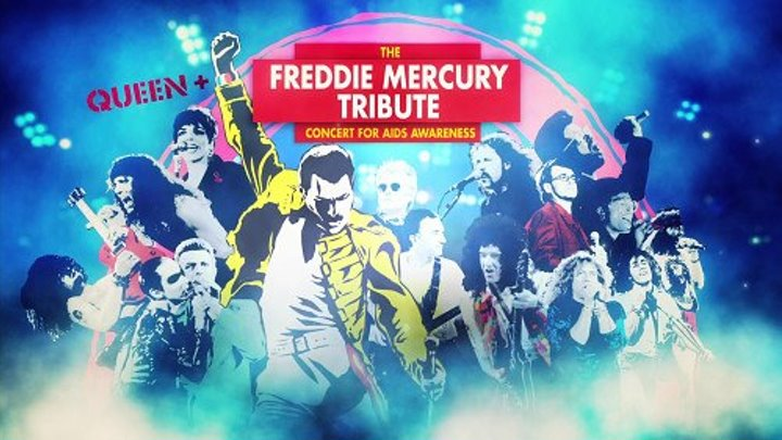 THE FREDDIE MERCURY TRIBUTE CONCERT.1992. - ok.rurockoboz (5143)
