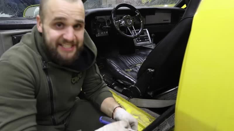 [Black White Team] Разобрали Chevrolet Camaro - Состояние очень удивило!