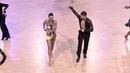 Andrey Gusev - Vera Bondareva RUS, Jive | WDSF World Open Latin