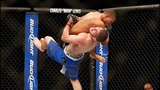 Khabib Nurmagomedov Sets UFC Takedown Record for a Single Fight