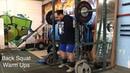 305kg Squat 170kg Bench 300 Deadllift Building Nicely