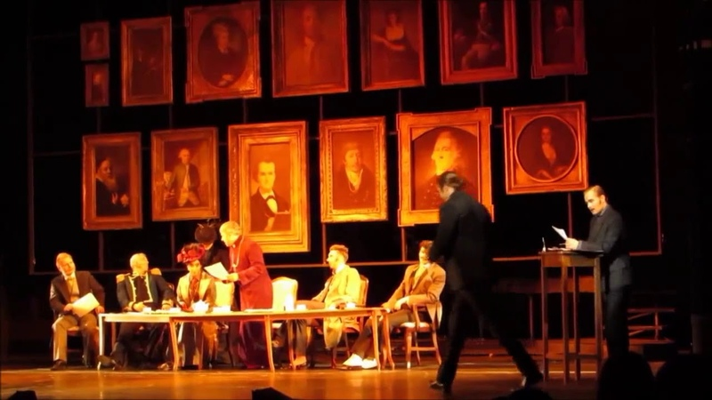 Джекилл и Хайд - Мюзикл (1 акт)