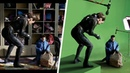 Amazing Before After Hollywood VFX Ant Man and the Wasp