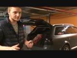 Автооткрытие двери багажника Audi A6 Allroad 4b c5