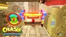Future Tense Death Route | Crash Bandicoot N. Sane Trilogy