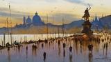 Watercolour Landscape Painting EPISODE 22 Beauty of Venice 4 Ganesh Hire