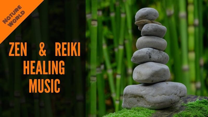 Zen Meditation Music, Reiki Music, Chakra, Relaxing Music, Music for Stress Relief, Delta Waves, Spa