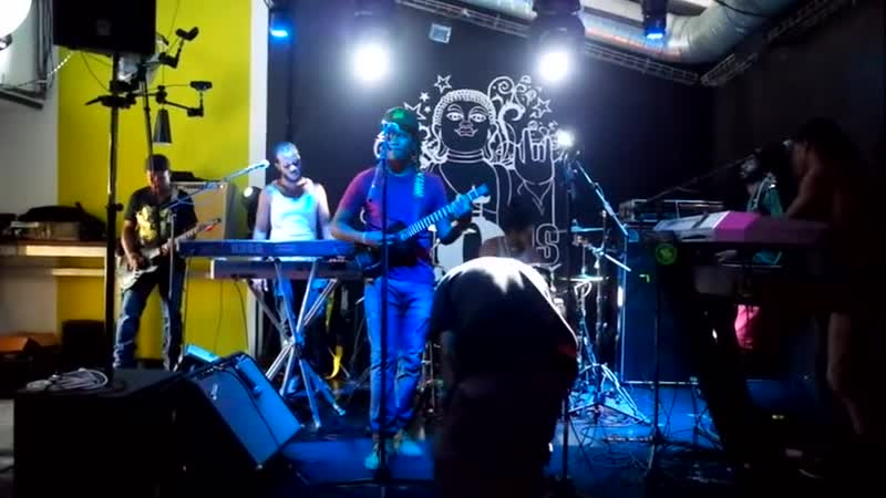 Raging Fyah - Barriers Dubplate Style @ Bagus Bar 12-08-15