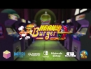 Johnny Turbo's Arcade: Heavy Burger трейлер для Nintendo Switch