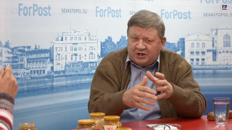 О правильных пчелах и неправильном мёде - член правления Севастопольского общества пчеловодов Сергей