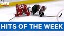 NHL Hits of The Week Week 9 - Motor City Madness