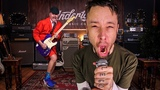 ACDC - Thunderstruck (metal cover by Leo Moracchioli feat. Peter Honor